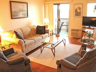 2BR/2Ba Overlooks Pool, Beach & Ocean View. Nicely Furnished. 9660