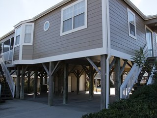 Just Completely Renovated-New Everything-Ocean Views from Large Screen Porch -AH 01, Myrtle Beach