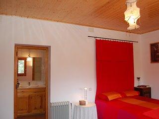 L'Heura Bed and Breakfast - Habitación l'Hort, Tírvia