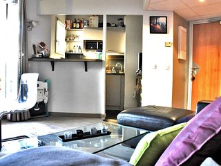 Cosy 3p appartment la défense, Courbevoie