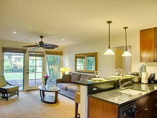 Poolside Aina Nalu Premier Condo D109  15% off and the 4th Night Free! 7/3-7/31