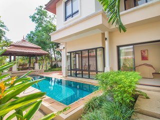 luxury lake view 3 bedrooms pool villa, Bang Tao Beach