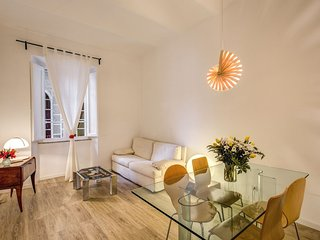 Candia apartment in Vaticano with WiFi, integrated air conditioning (hot / cold)