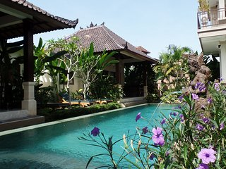 Queen Bisma~1BR Pool View~Ubud Center