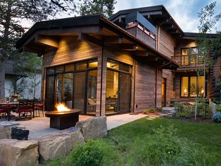 Vails newest ultra-luxury European Chalet