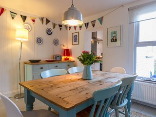 Castaway Cottage, comfort and style in the heart of Whitstable