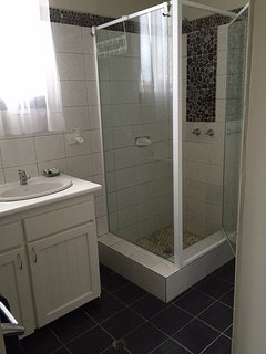 Bathroom,with shower,Separate toilet.