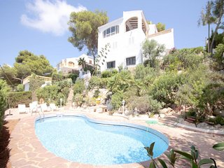 4 bedroom Villa in Benitachell, Valencia, Spain : ref 5047509