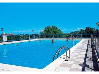 Seafront Complex with Rooftop Pool - Airco - Parking - Beach Amenities, Bibione Pineda