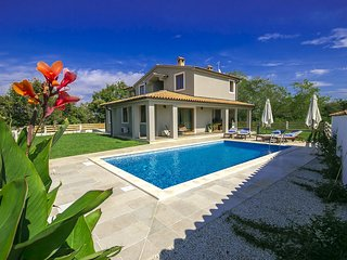 Modern Design Villa Mari with Pool in Central Istria, Svetvincenat