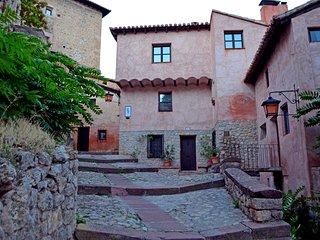 Piso acogedor en el casco historico de Albarracin