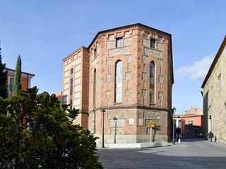 Apartamento Puerta de la Estrella. Alójate en un edificio histórico en Ávila., Avila