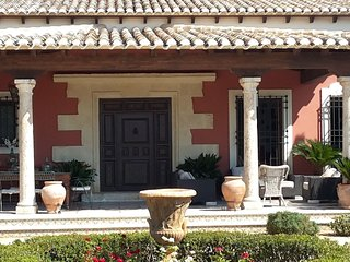 villa senorial en Mula, Murcia, cultura, gastronomia, playa ,sol