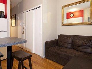 Vibrant and Tasteful Design 2 Bedroom Apartment in Midtown West, Nueva York