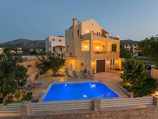 Villa Nikolaos, luxury & comfort!, Rethymnon