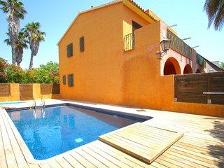 C42 TERRACOTA adosado con jardín privado y piscina, Montroig