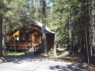 Creekside Cabin on St. Bernard, Truckee