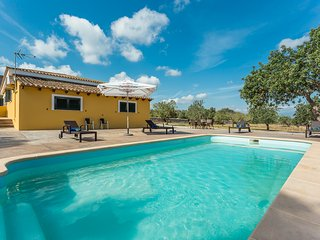 Nice Finca in Algaida with swimming pool