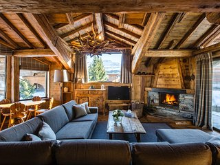 Chalet Anchorage, Courchevel