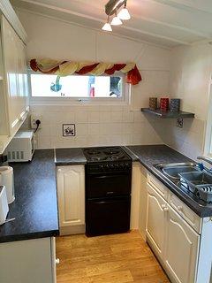 Kitchen of Chalet 24