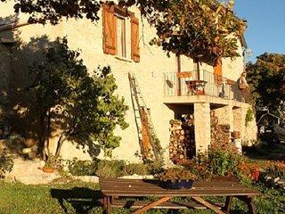 Maison typiquement Provencale 'Les Maurel'