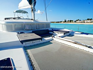 Luxury 50 foot crewed catamaran charter!, Road Town