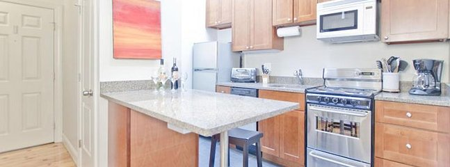 Garrison One Bedroom Suites Copley Back Bay, Boston