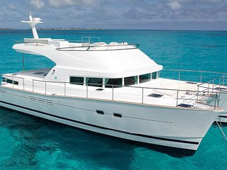 Liveaboard All Inclusive Luxury Catamaran Lagoon, Caye Chapel