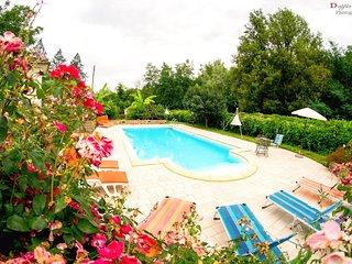 Villa Le Balze - Giardino degli aranci