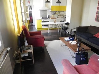 50 m2 à Paris au pied de Montmartre