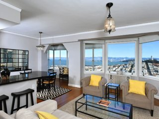 Beautiful 2 Bed 2 Bath Apartment, San Francisco