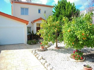 Detached villa Hieros Kepos with private heated swimming pool, Spa hot tub, Paphos