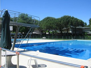 Beautiful Resort - Big Pool, Tennis, Volleyball, Ping Pong, Bibione