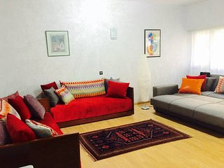 Luxurious & Spacious Fully Equipped Apt. in Agdal, Rabat