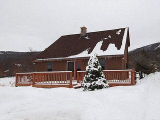Red Door Roost is located at Timberline Resort, just a short drive to slopes!