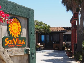 "Sol Villa-- B&B by the Sea, Private ""Casita"""