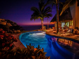 Villa Pacifica Azul - 2 Private, Ocean View homes sharing a Pool - San Pancho, San Francisco