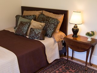Private room at Loudoun Valley Manor - off Route 9 near Leesburg