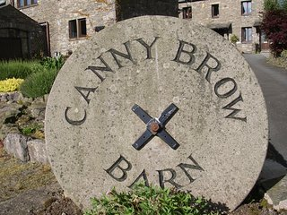 Canny Brow Barn Mill wheel