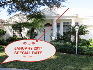 2017-01 SPECIAL RATE after last minute cancellatio, Sarasota