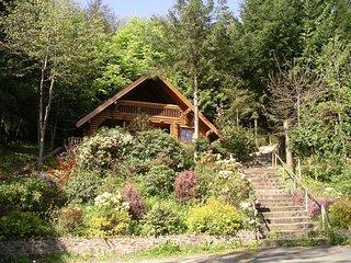 BULKI Log Cabin in Bideford