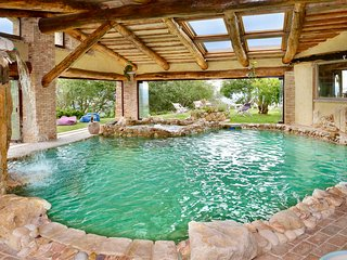 Villa  Luxury Colle dell Asinello Owner, pool with salt water and heated 30 C°