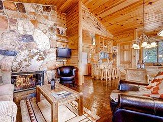 Manley Ski Cabin