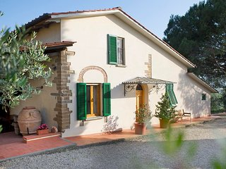 Casa Anita - Podere Zollaio - great views, swimming pool, wifi, Vinci