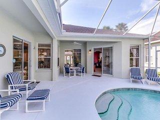 Elegant home w/ private pool & lanai, 11 miles to Disney! Snowbirds welcome!