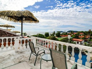 Stunning oceanfront condo with shared pool, nearby beach access, and more!