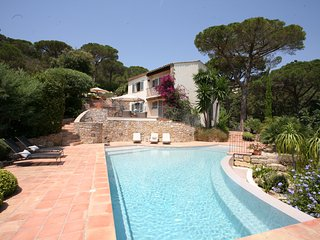 Beautifully renovated home with large pool & stunning gardens at  Gigaro Beach, La Croix-Valmer