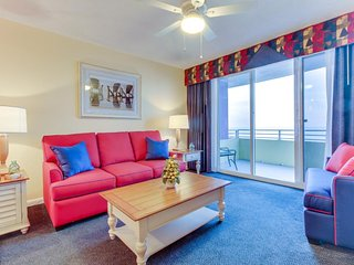 Great resort amenities, shared pools and hot tubs, w/ an oceanfront location!, Daytona Beach