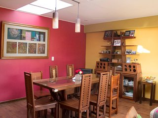 Beautiful Private Apartment with 3 rooms, Cusco