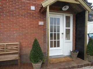 Comfortabele gezellige Eco Cottage Rosa Centraal in Nederland